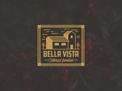 Bella Vista Editorial flat design