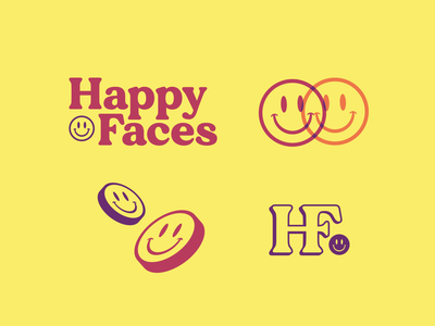 Happy Faces on Everything