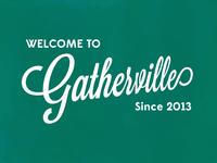 Gatherville Logo