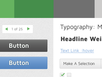 Web Style Planning