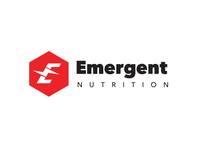 Nutritional Supplement Brand Logo Design logo design branding mark nutrition nutritional suppliment powerlifting