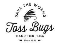 Hand Tied Flies - T-Shirt Design