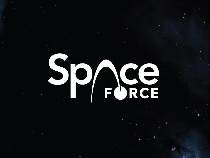 Space Force space logo space force