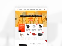 Design Furniture Ecommerce