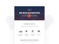 Landing page restlying