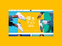 USC Website Redesign
