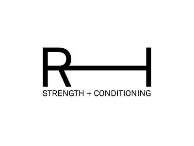 Logo concept inspo brand branding design wordmark type personal trainer concept logo