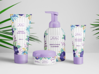 Cosmetics package-design 2.