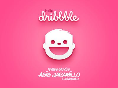 Hello, Dribbble :) dalileo dribbble debut