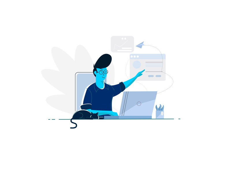 Finding Sites sketching character graphic deisgn illustration sign up page site design