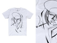 L size T-shirt by Chihiro Streetcat