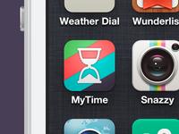 MyTime Icon design