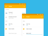 Hailo Wallet Android