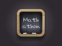 Mathathon Ios icon