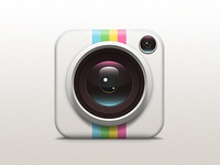 Snazzy App iOS icon design