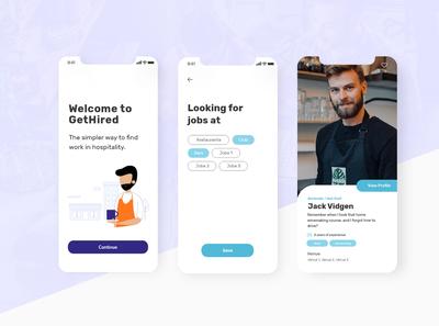 Job Seeker App