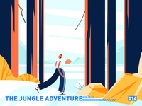 THE JUNGLE ADVENTURE