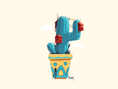Cactus District