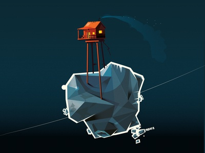 Asteroid Home