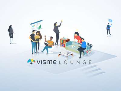 Visme Lounge Cover