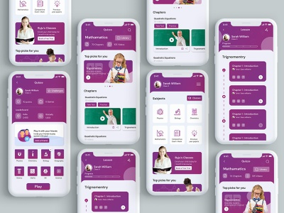 Byjus app Redesign adobe uxdesign behance illustration gif animation design uiux shot gif ui dribble