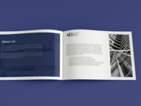 Consultancy Firm Brochure Design