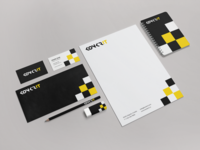 Konkrit Branding Stationery