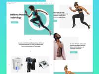 Wellness Masters Website Design