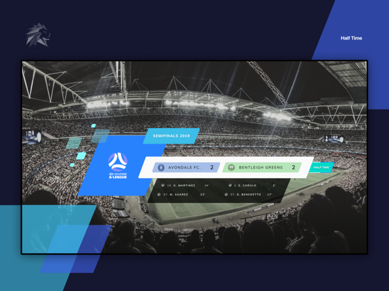 LIGR - Sports TV graphics points ui score ui match score television graphics app of the day sports branding animation motion graphics ux ui graphic design branding sports apple tv ui tv ui tv app match graphics sport graphics tv graphics