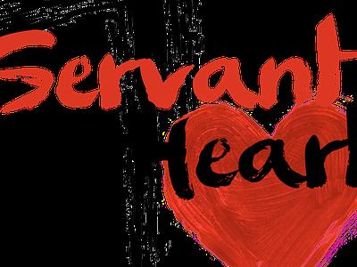 Servant Heart logo servant heart church god helper