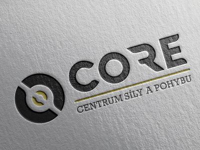 Logo for Center of Strength & Movement branding typography illustrator graphicdesign vectorart logo brand vector design