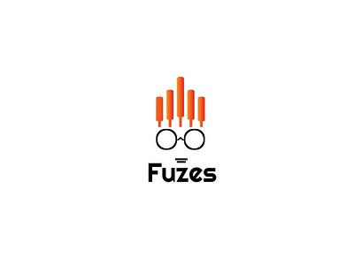 fuzes lettering type art animation typography logo illustrator icon branding vector illustration design