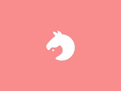 Dog and Horse Logo minimal branding horse logo horses logo dog illustration dogs logo mark cute logo cute pet logo pet logo pet pet shop vet animal horse dog