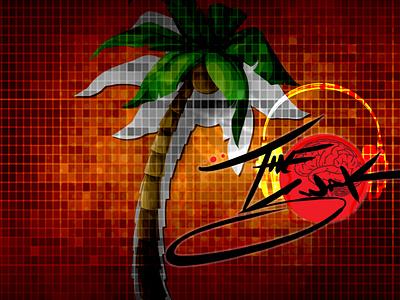 theSwak's Palms music artist logo dj swak