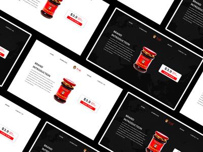 Daily design 6/100 - webdesign