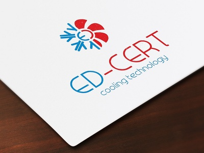 Cooling logo design logo