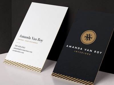 AVRI Business Cards