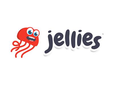 Jellies Branding branding ios