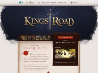 Kingsroad game detail