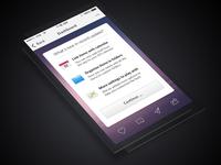 iOS App Update Screen
