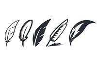Quills Logo Variations