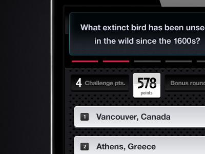 iPhone Trivia App (Game) #1