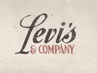 Levi's & Company