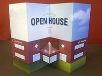 Open house invite Pop-Up