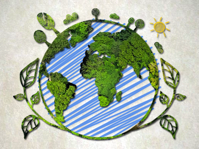 World Environment Day design illustration graphic design world environment day