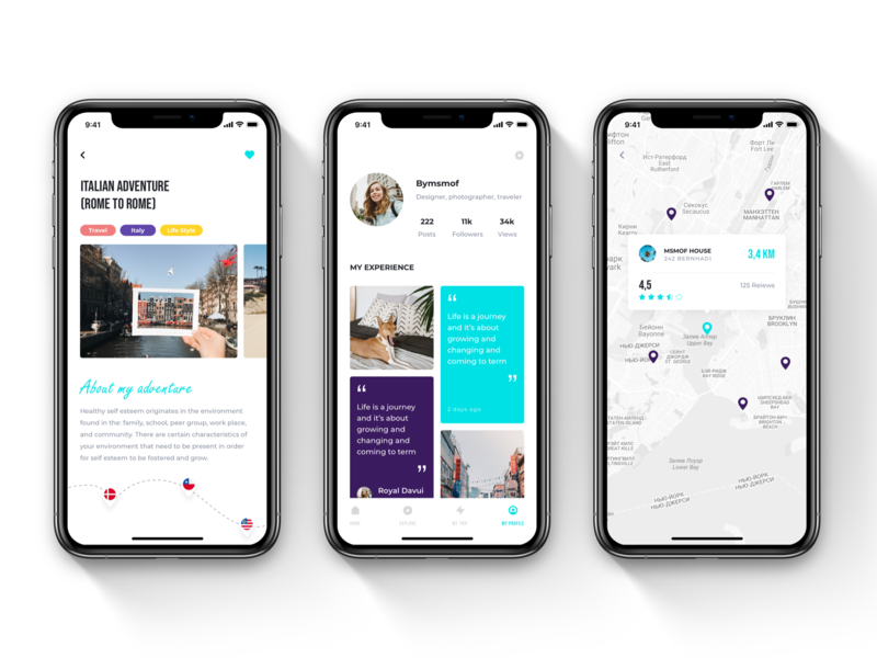 METHYST - Travel & Booking UI Kit by bymsmof on Dribbble on education app, mobile app, my google maps, animation app, google app, events app, goanimate app,