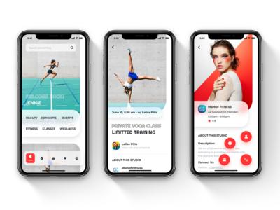 Overrun App UI Kit