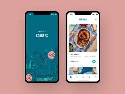KOOKERS - Food videos, recipes & grocies
