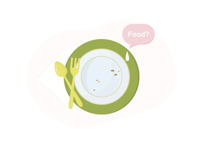 Search not found fork spoon not available not found vector illustration