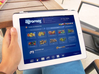 Agromax tablet version